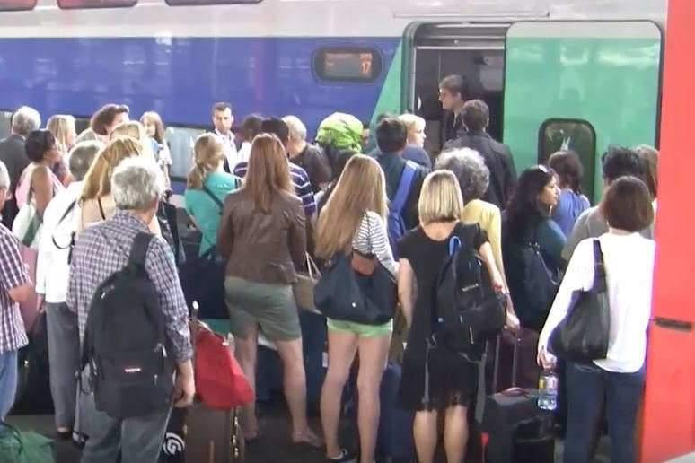 SNCF : une forte mobilisation qui peut en cacher d'autres