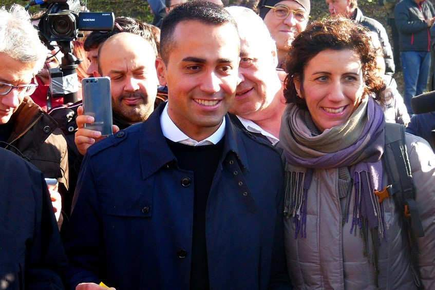 Luigi Di Maio (Photo credit: simonetomirotti on Visual Hunt / CC BY-NC-SA)