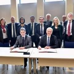 Accord-cadre Région Grand Est et EDF