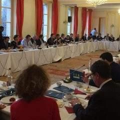 Jean Rottner réunit les Parlementaires du Grand Est