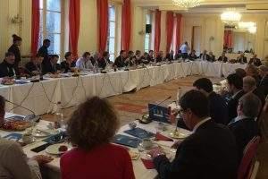 Rencontre des parlementaires du Grand Est avec le président de la Région, Jean Rottner (Photo RGE)