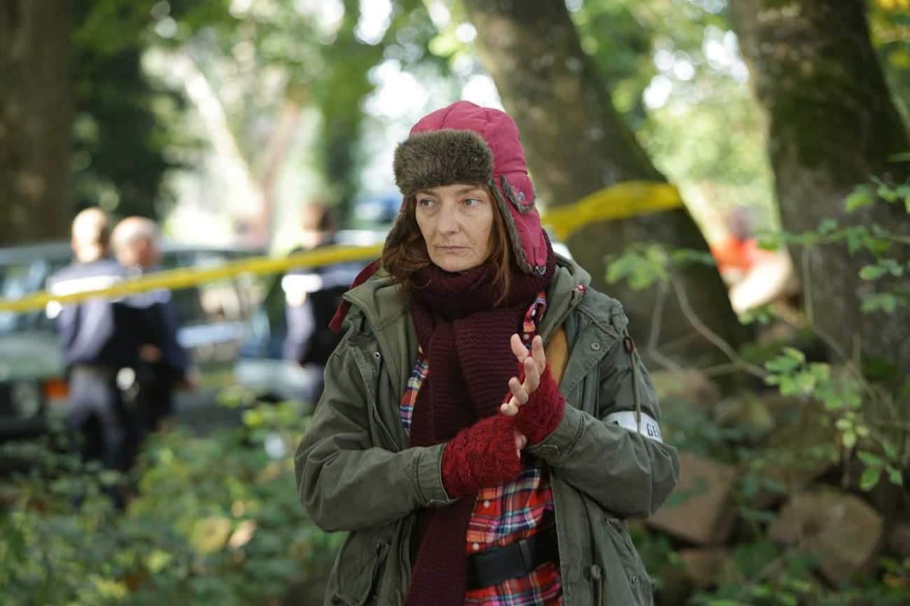 L'actrice Corinne Masiero incarne ce curieux Capitaine Marleau, dans la série de France 3.