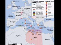 Coalition contre la Libye en 2011 (Wikipedia)