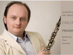 Extase pour hautbois et orchestre