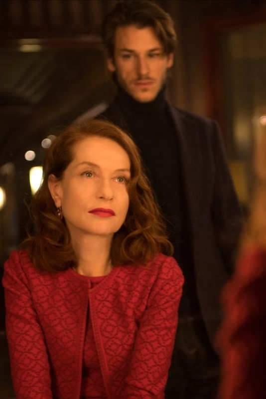 """""""Chaque fois que je fais un film, je me me demande presque d'abord si ce n'est pas pour Isabelle"""", dit Benoït Jacquot."""