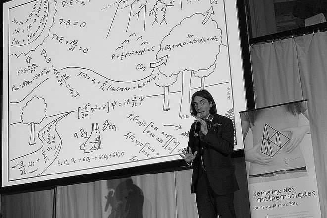 Semaine des mathématiques (Photo credit: MyScienceWork on VisualHunt / CC BY)