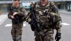 Militaires en patrouille (DR)