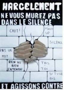 Harcèlement : il faut en parler (dessin Education Nationale)