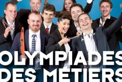 45èmes Olympiades des Métiers