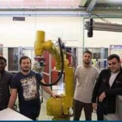 Polytech Nancy qualifiée pour les Olympiades FANUC de la Robotique