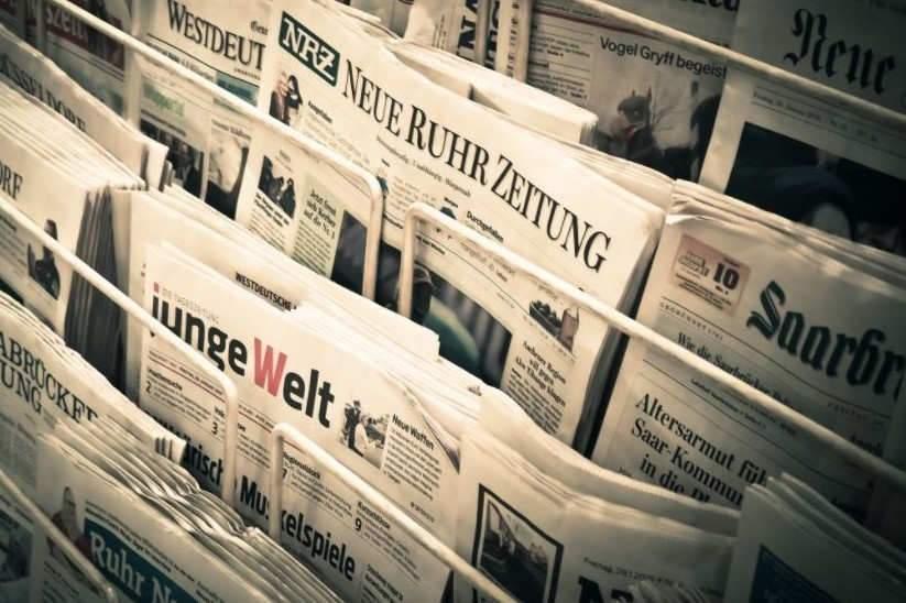 Semaine de la presse à l'école : lisez aussi les journaux étrangers