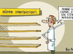 La France a connu l'an dernier une augmentation de 30 % des ruptures de stock sur les médicaments dits d'intérêt thérapeutique majeur, dont des antibiotiques. Rémi Malingrey, CC BY-SA