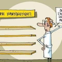 Pénuries de médicaments: les antibiotiques sont concernés
