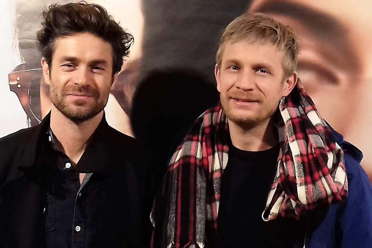"""Yannick et Jérémie Renier : """"On est tous les deux acteurs mais on a eu des parcours professionnels différents""""."""