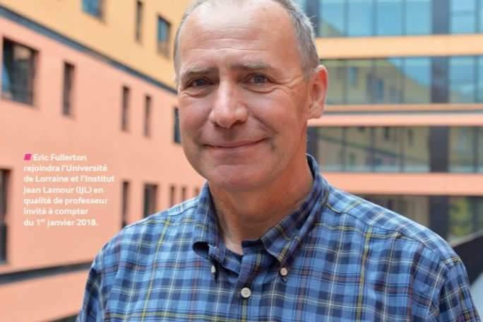 Eric Fullerton, professeur à l'Université de Californie à San Diego ( (Factuel)