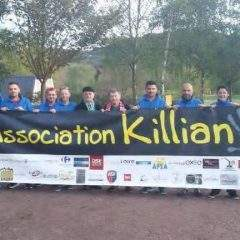 900 km pour Killian