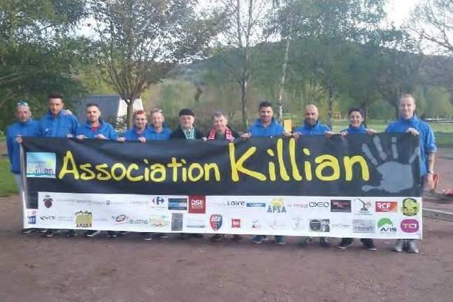 900 km pour Killian