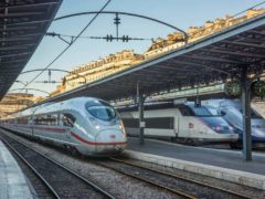 Les TGV de la Deutsche Bahn arrivent en gare (Photo credit: TGr_79 on Visualhunt / CC BY-SA)