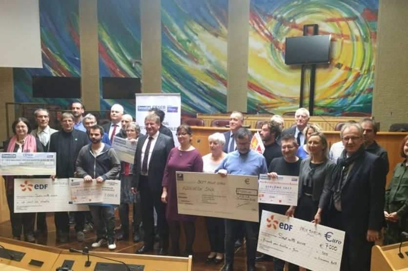 Concours régional des Solidarités Rurales 2018