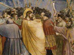 Le baiser de Judas, par Giotto. Wikimedia, CC BY-SA