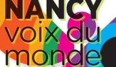 Nancy, voix du monde (affiche)