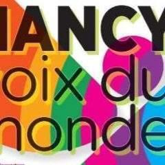 Nancy voix du monde