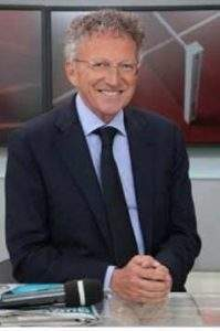 Nelson Monfort, journaliste