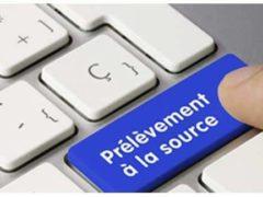 Prélèvement à la source (photo services de Bercy)