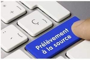 Prélèvement à la source (photo Bercy Infos)