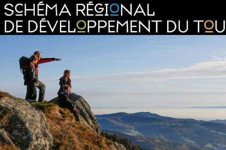 Le schéma régional de développement touristique