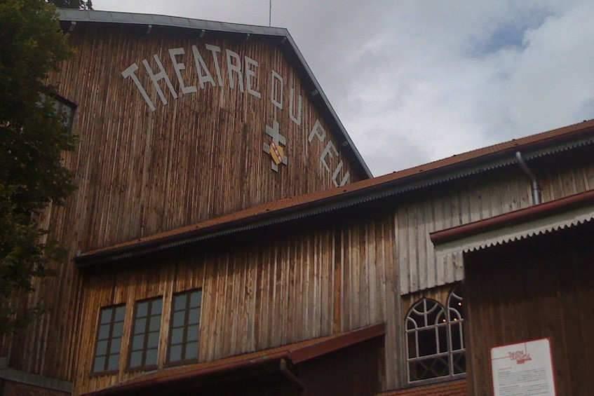 Le Théâtre du Peuple à Bussang dans les Vosges (Photo credit: waltercolor on Visualhunt / CC BY-ND)