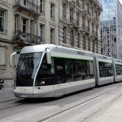 Nancy : un nouveau tram sur les rails
