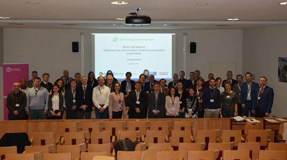 Une conférence passionnante (photo Université de Lorraine)