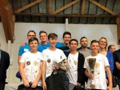 1er prix : Equipe Les-Gos, Collège Duviver (Einville au Jard)