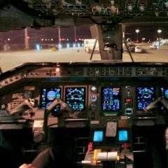 Y a-t-il deux pilotes dans l'avion ?