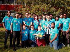 Deux équipes de Polytech Nancy en lice pour la coupe de France de Robotique en Vendée (photo Polytech)