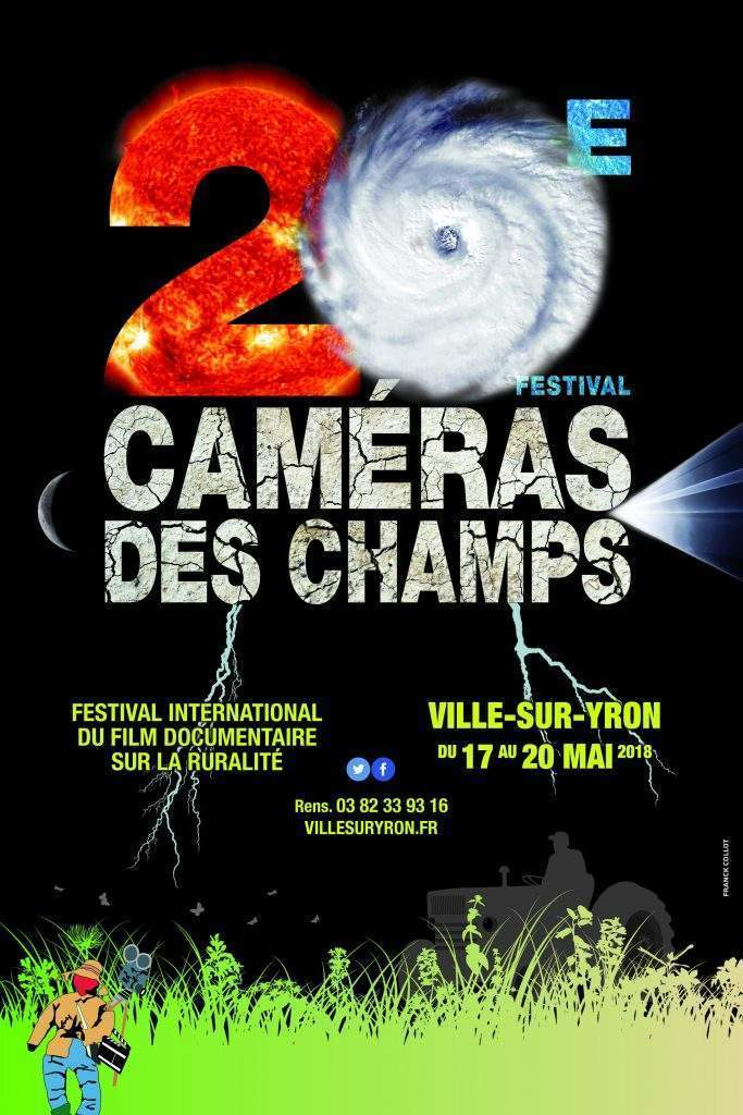 14 films sont présentés cette année en compétition.
