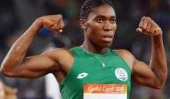 L'athlète sud-africaine Caster Semenya. Africa Top success