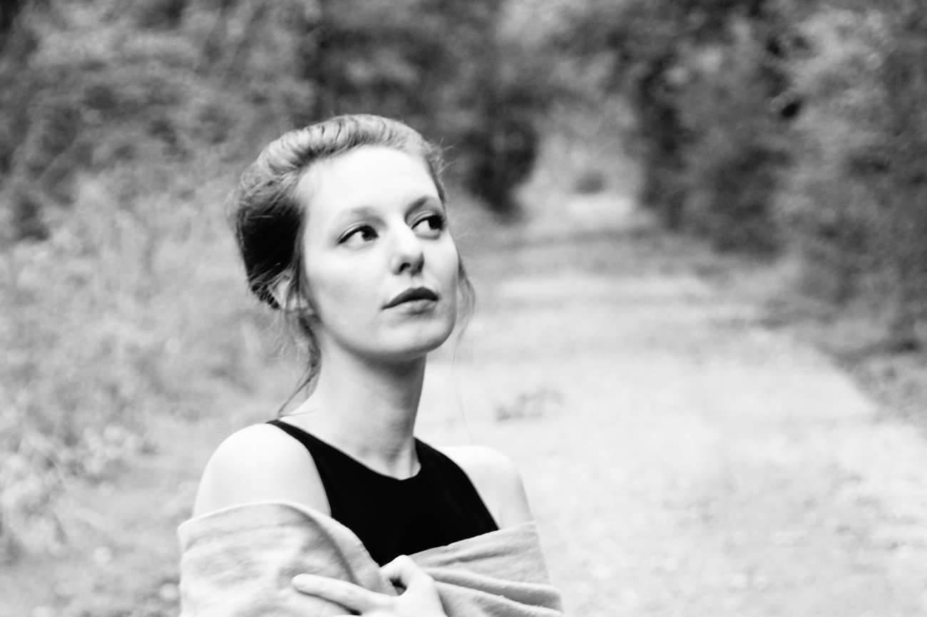 Coline Dutilleul, mezzo-soprano (Photo Capella Sacra)