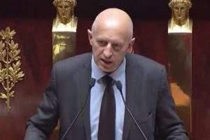 Dominique Potier, député de Meurthe-et-Moselle, ici à l'assemblée nationale (capture d'écran, assemblée nationale)