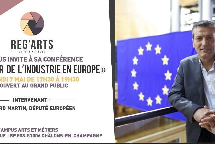 « Le futur de l'industrie en Europe »