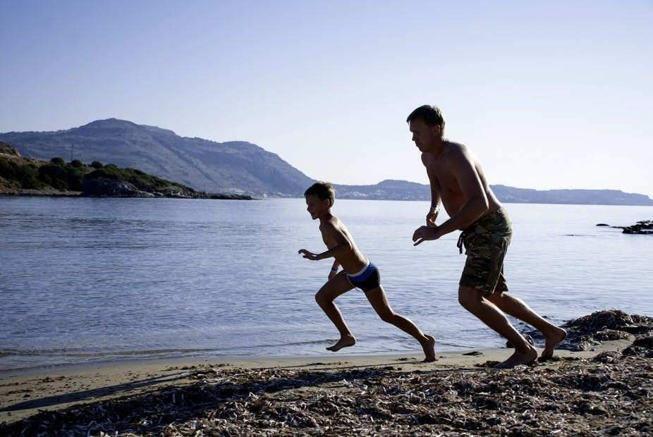 Vos enfants courent toute lajournée ? C'est parce qu'ils ont desmuscles d'athlètesendurants