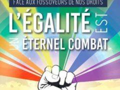 La marche des Firtés, le 2 juin 2018 à Nancy (affiche Equinoxe)