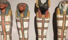 Artéfacts Egypte Antique. Musée archéologique de Turin. ARZ, CC BY