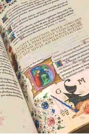 Les Grandes heures de Galeazzo Maria Sforza (collections aristophil)