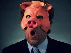 Hommes répugnants et porcs: une association qui date. Shutterstock