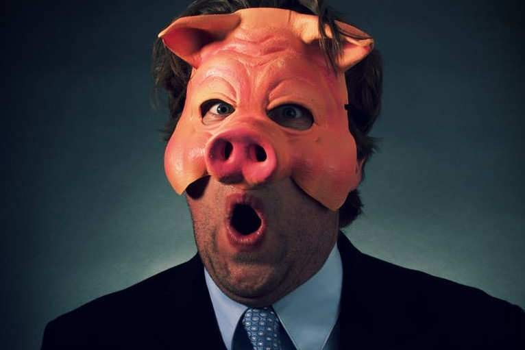 #BalanceTonPorc ou pourquoi cochon rime avecsexe