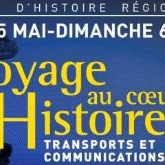 Voyage au cœur de l'histoire : transports et communications