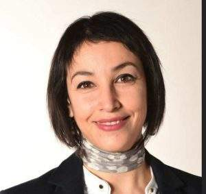 Lilla Merabet, vice-présidente de la Région Grand Est (photo Région  Grand Est)