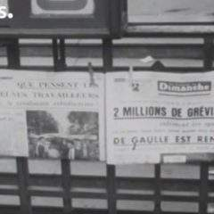 Insee : les 50 ans de mai 68